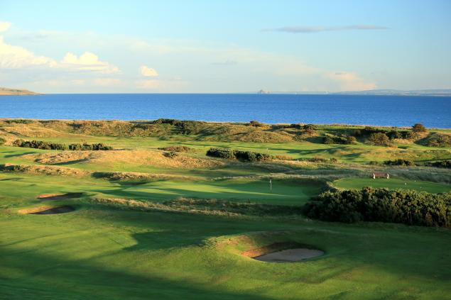 North Berwick, West Links: course review
