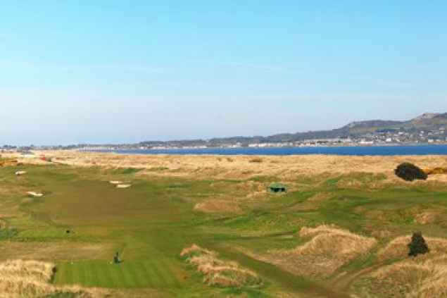 Royal Dublin Golf Club: course review
