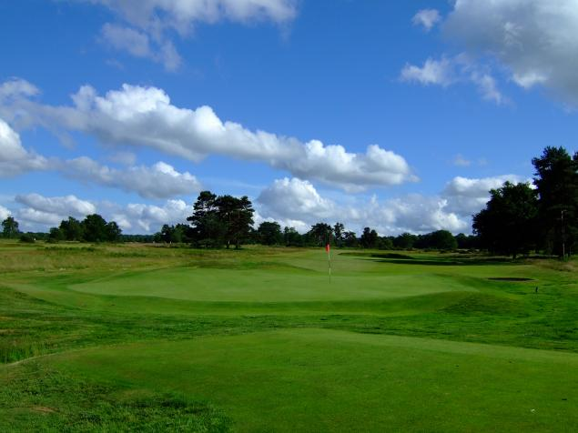 Walton Heath: New Course review