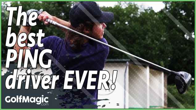 VIDEO REVIEW: PING G400 driver