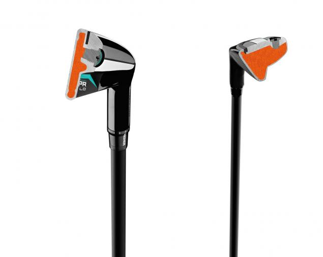 TaylorMade launch GAPR trio of clubs