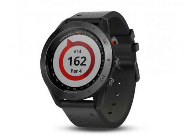 garmin approach s60 golf smartwatch review gps devices. Black Bedroom Furniture Sets. Home Design Ideas