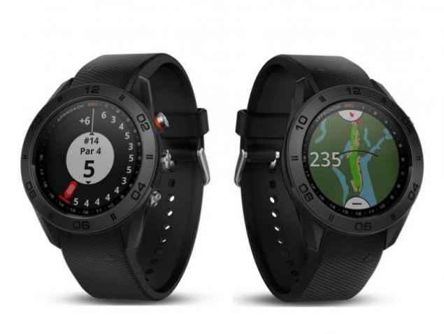 Garmin Approach S60 golf smartwatch review