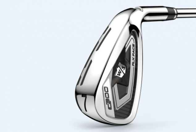 Wilson Staff C300 irons review