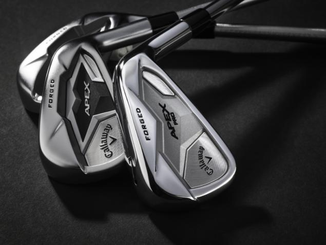 Callaway launched Apex 19
