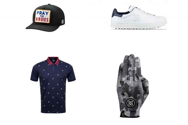 G/Fore 2018: the most exciting clothing brand in golf