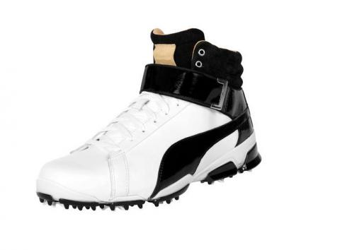 puma titantour ignite hi top shoe review