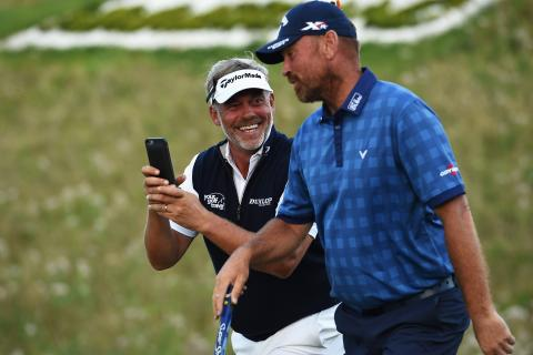 whatsapp group chat ryder cup