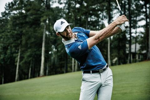 dustin johnson signs new adidas golf deal