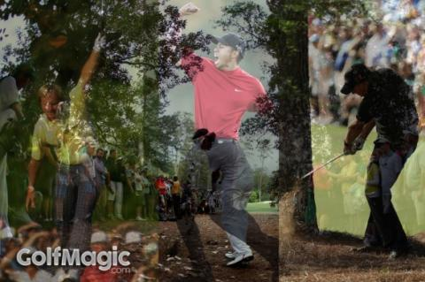 masters 2017 ranking the greatest ever golf shots