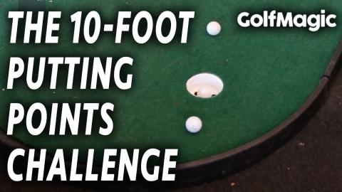 10-foot putting points challenge easy putting tips