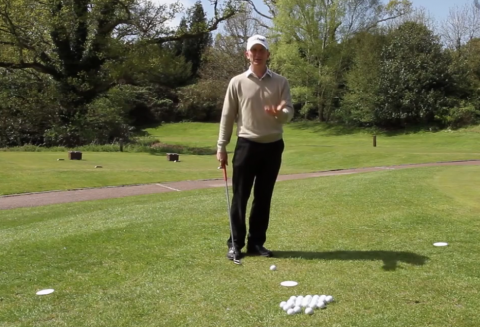 Golf tips: how to pitch it closer