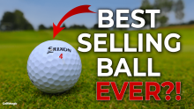 The Best Selling Golf Ball on Amazon   £1 Golf Ball Review