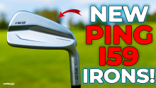 New PING i59 Irons Review 2021! Can they beat the PING Blueprint irons?