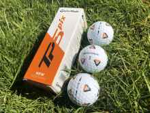TaylorMade TP5 pix Golf Ball Review