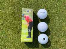 Bridgestone Tiger Tour B XS ball review