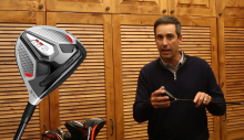 TaylorMade M6 fairway wood 2019
