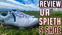Under Armour Spieth 5 SL 2021 Golf Shoe Review | Jordan Spieth's new golf shoes