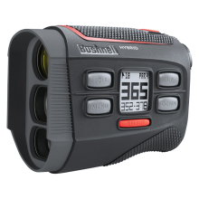Bushnell Hybrid laser rangefinder and GPS review
