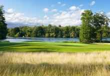 Bearwood Lakes: Bring plenty of balls!