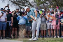 Jordan Spieth lands first PGA Tour win since 2017 at the Valero Texas Open