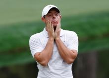Rory McIlroy merosot ke peringkat dunia terburuk sejak 2009