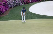 "Jordan Spieth reveals he felt ""mental fatigue"" during Masters weekend"