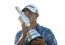 Collin Morikawa: In The Bag of the new Open champion