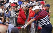 Is Bryson DeChambeau changing perceptions at the Ryder Cup?