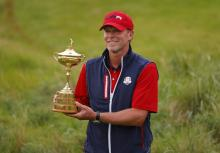 Get your hands on a RYDER CUP REPLICA TROPHY for £100!