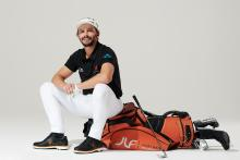 Six-time European Tour winner Joost Luiten creates his own golf shoes