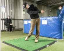 Ten golf driving ranges in County Durham - 2