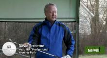 Winter Tips with Worsley Park's head professional David Screeton