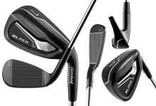 Cleveland Golf launch CG Black range 2015