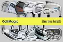 Best player irons 2016 test