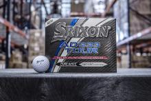 Srixon launch third generation AD333 TOUR golf ball