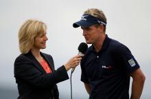 hazel irvine steps down as bbc golf presenter
