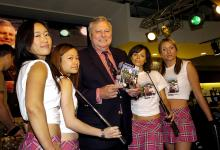 Peter Alliss shows sexism in golf is far from over