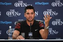 jason day blames donald trump for his late arrival to the open