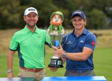 caddie on paul dunne british masters win i was confident at start of week