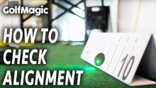 Video: Putting tips #2 - how to check your alignment