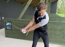 Best Golf Tips: How hit GREAT iron shots using a simple drill
