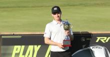 Cobra Puma athlete Jack South SHOOTS 59 to win PGA EuroPro Motocaddy Masters
