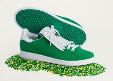 Court Meets Course with adidas Limited Edition Stan Smith Golf