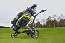 Motocaddy launches its biggest ever bag range for 2021