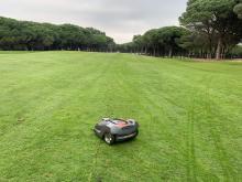 Costa Brava tests out ROBOT GREENKEEPERS at Golf de Pals