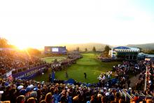 NEW Gleneagles event celebrates hosting the Ryder Cup and Solheim Cup