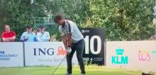 European Tour player Ondrej Lieser DROPS SHOCKING F-BOMB at Dutch Open