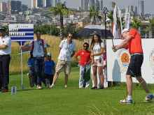 "DeaflympicsGB's Steven Cafferty: ""Golf was my saviour"""