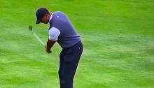 Tiger Woods: what you can learn from his CHIPPING TECHNIQUE!